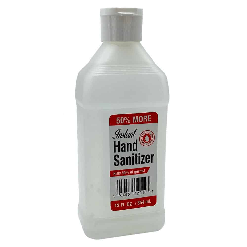 Hand Sanitizing Gel, 12 oz.