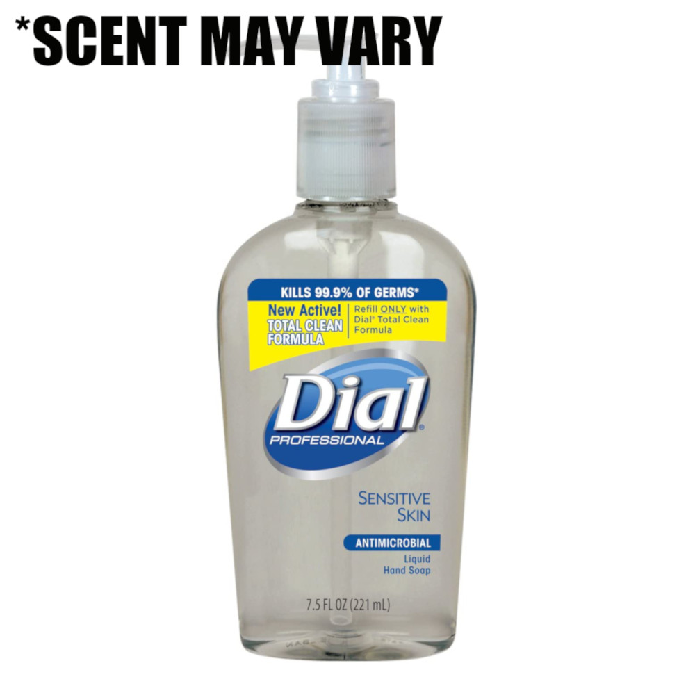 Dial Antibacterial Liquid Hand Soap 7.5 ounces