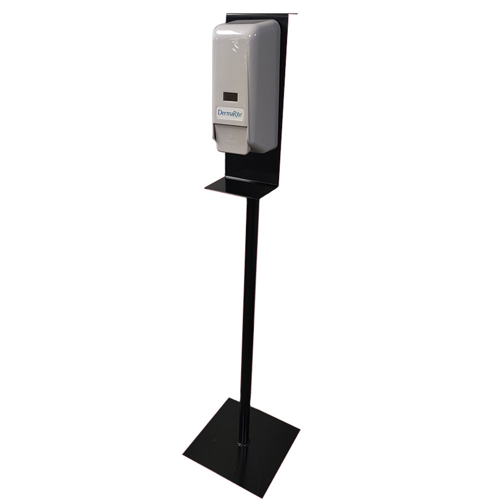 Hand Sanitizer Dispenser Pump Stand