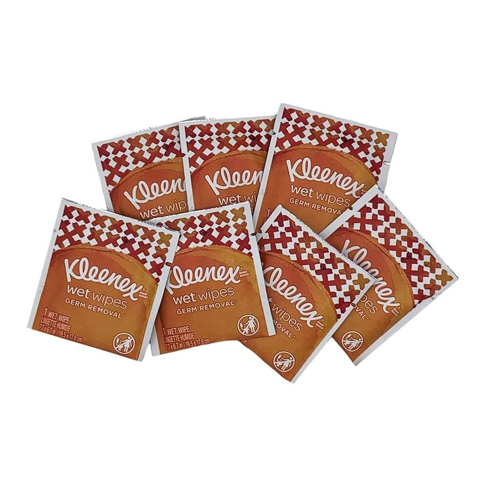 KLEENEX Wet Wipes - Germ Removal, 300 count