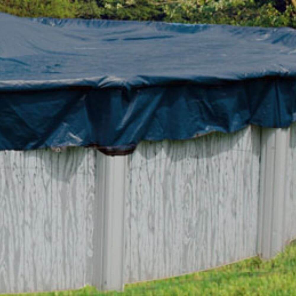 24' Round Above Ground Winter Cover