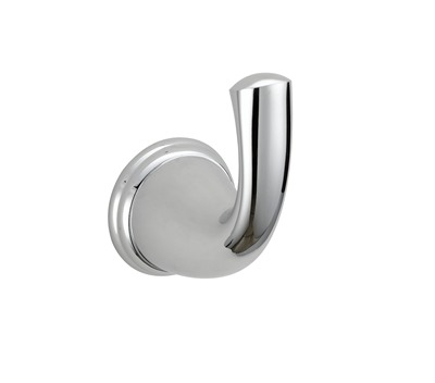 Matching Robe Hook, Chrome, BL-RHC