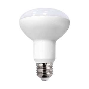 Light Bulb, Indoor LED 8W (40W) Floodlight, Bright White, BR20