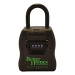 VaultLOCKS® 5000 Branded Lockbox for Better Homes & Gardens Real Estate Network