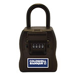 VaultLOCKS® 5000 Branded Lockbox for Coldwell Banker Real Estate Network