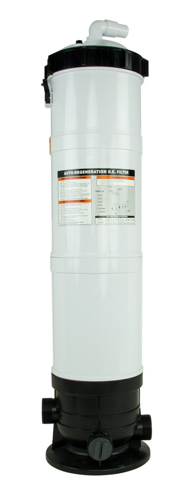 Rx Clear Radiant DE Element Tank 100 sq. ft.