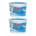 DampRid Hi-Capacity Moisture Absorber 4 lb 2pk **Pallet Orders (140 4lb buckets) Call for Pricing**