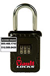 *AFAS Contractors Only* Lockbox Kit - VaultLOCKS® 3100 Alpha *Includes Required Label