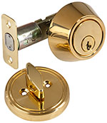 Contractor/REO Grade Deadbolts