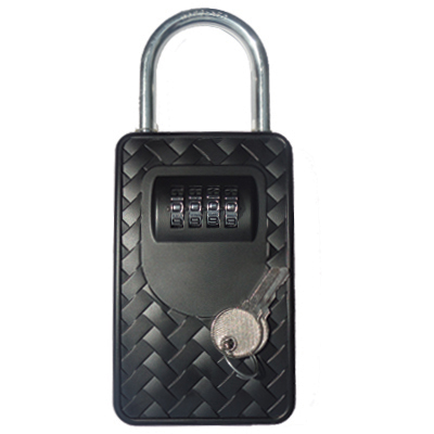 Lock Box with Key Override
