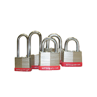 Padlocks, A389-keyed *LS Backordered till 11/17*