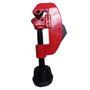 Pipe Cutter with Retractable Reamer Blade