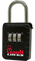 VaultLOCKS® 3050 Alpha Lock Box