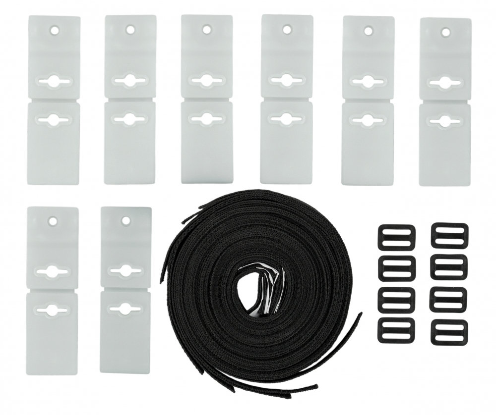 Pool Ruler Solar Reel In Ground Attachment Kit
