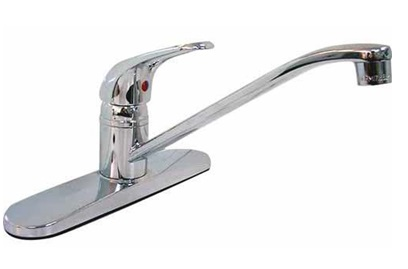 Kitchen, Single Handle Lever Faucet 77-1189