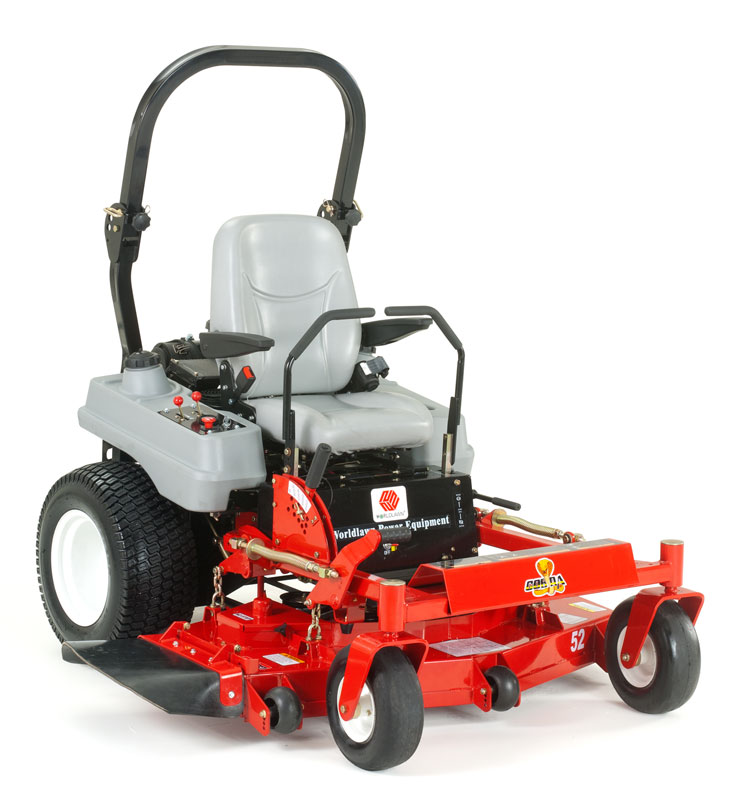 Commercial Zero Turn Mower 60