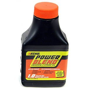 Echo Powerblend 2-stroke oil 2.6oz