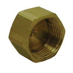 Brass Compression Caps - 10 per pack