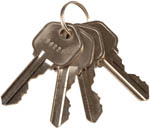 Property Preservation Contractor & HUD Key (Stamped w/code)