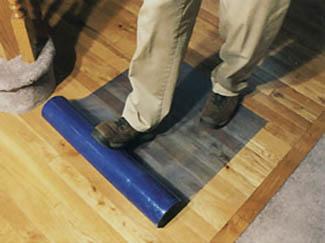 Hardwood Floor Protection heavy duty felt chair leg pads to protect the floor finish Floor Protection Film Hard Floor