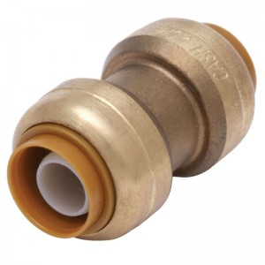 Push Fit Coupling 1/2