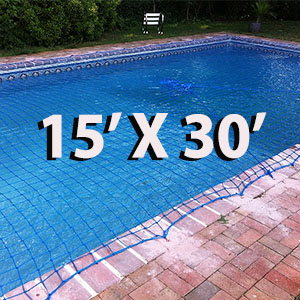 Pool Safety Net 15 39 X30 39 In Ground