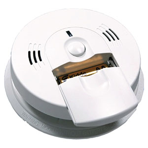 Kidde Combo CO/Smoke Alarm KN-COSM-B , 6-pack