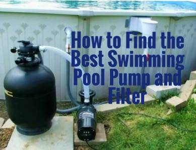 How to Find the Best Swimming Pool Pump and Filter » MFS Supply
