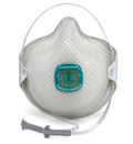 Moldex Dust Mask with Particulate Respirators, N100- 5 pk