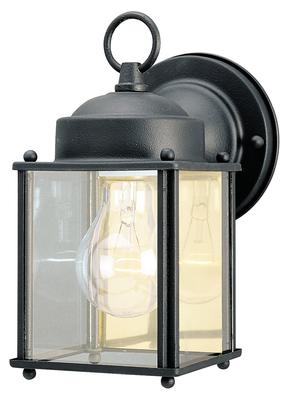 One-Light Outdoor Wall Lantern, 66972