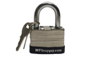 Random Keyed Padlock 45mm