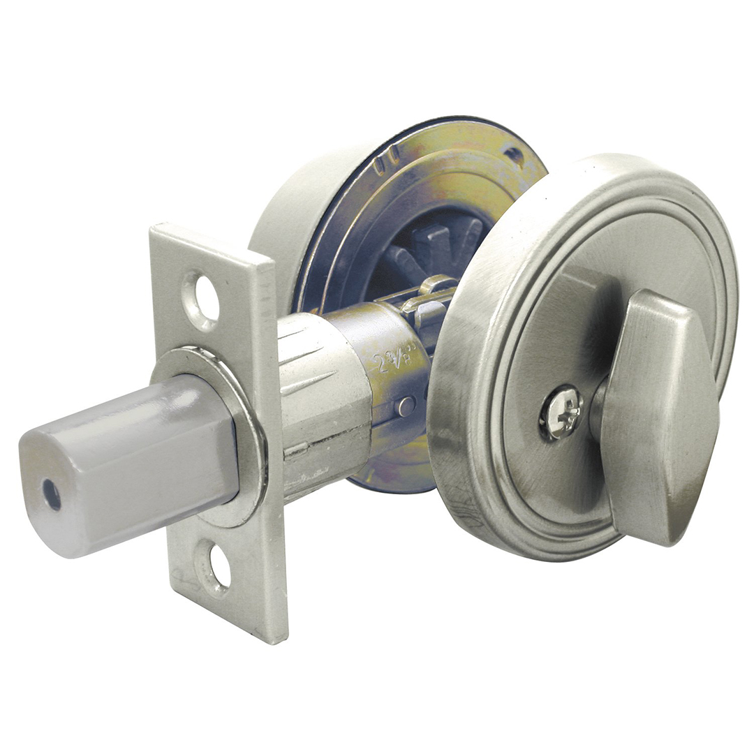 Ultra Deadbolt - Satin Nickel 43623
