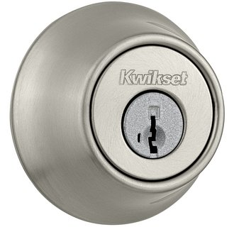 Kwikset SmartKey 660 Single Cylinder Deadbolt